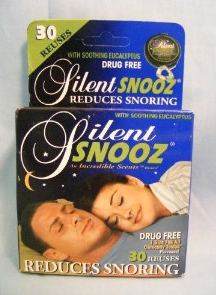 Silent Snooz Over The Counter Snoring Solutions